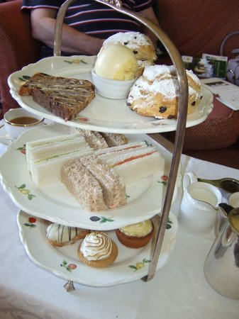 Bodysgallen Hall & Spa: Delicious Cream Tea
