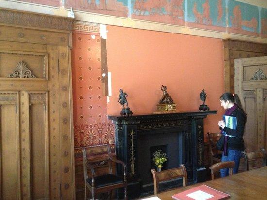 Holmwood House: Restoration in progress