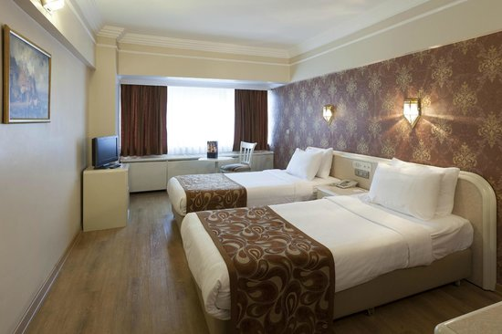 Grand Anka Hotel: Twin Room