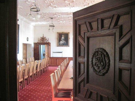 Madingley Hall : the Dining Hall