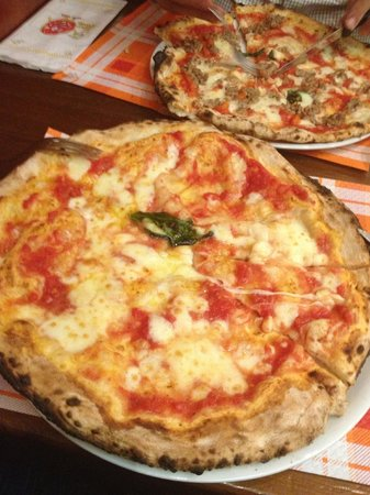 Pizza media foto di antica ricetta roma tripadvisor for Ricette roma antica