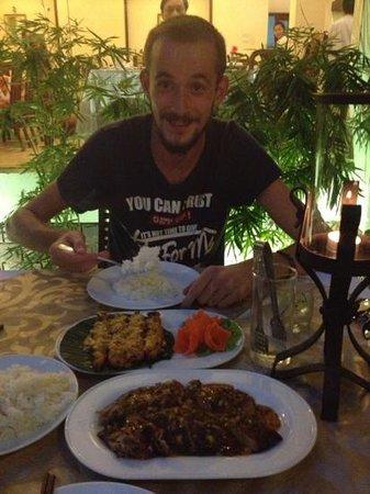Hanoi Garden Restaurant Foto