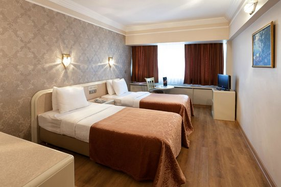 Grand Anka Hotel: Twin Room