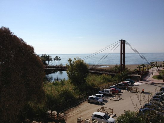 Melia Marbella Banus: View from sea View Room