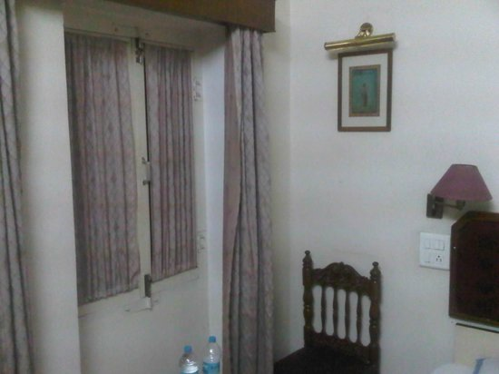 Arya Niwas: Curtains gives you homely feel