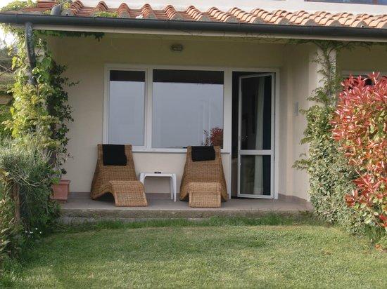 Relax Hotel Aquaviva: esterno camera
