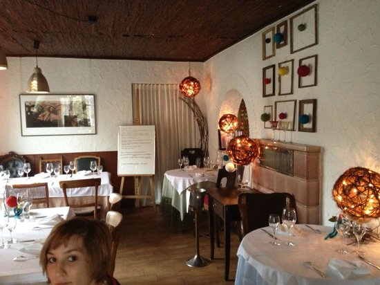 Casa Andalusia: The view from my table