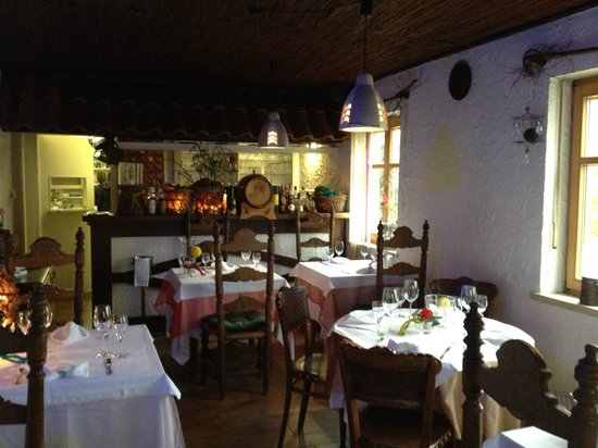 Casa Andalusia: The other dining area