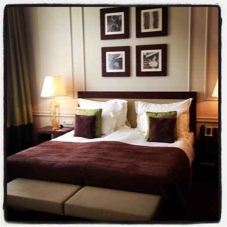 The Ring, Relais & Chateaux: Relax!