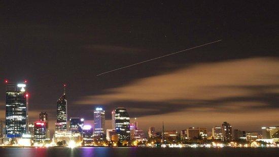 South Perth Foreshore: PERTH  DAWN