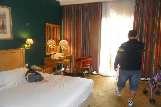 Amarante Pyramids Hotel: room