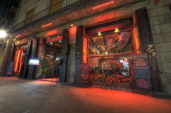 princesa 23 barcelone quartiers de la ribera el born restaurant avis num ro de t l phone. Black Bedroom Furniture Sets. Home Design Ideas