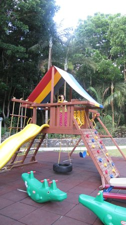 Momarco Resort: Playground for children 12 and below