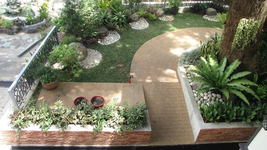 Momarco Resort: resort grounds made with accessiblity in mind
