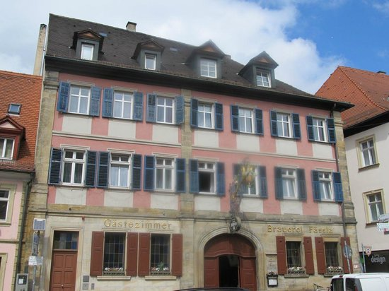 Brauereigasthof Faessla: Brauerei
