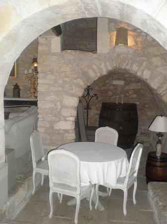 Hostellerie le Roy Soleil: Restaurant