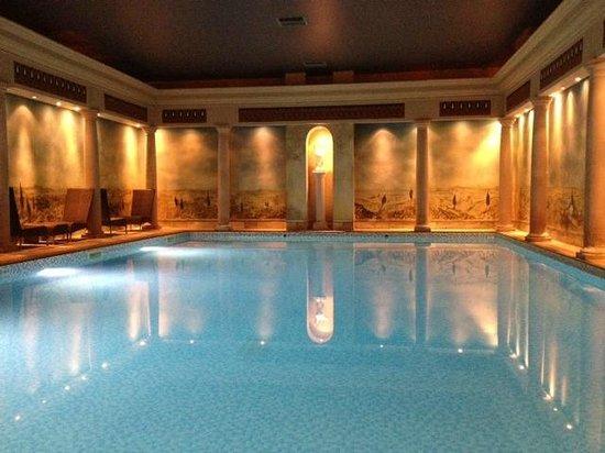 Pool Picture Of Rowhill Grange Hotel Utopia Spa Dartford Tripadvisor