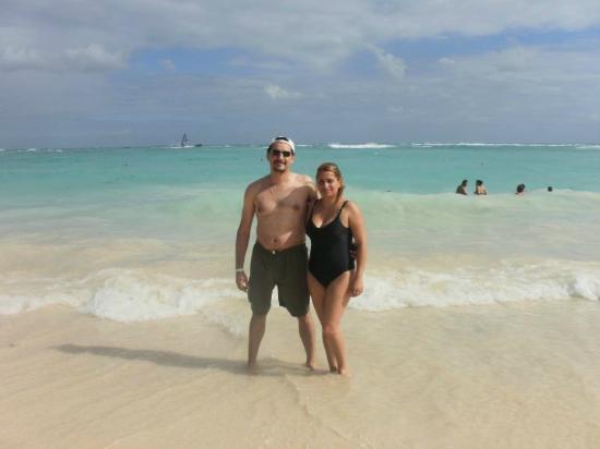 Hotel Riu Palace Punta Cana: Playa del RIU Palace Punta Cana