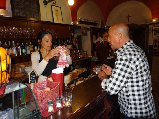 Il Giardino dei Vizi: An der Bar
