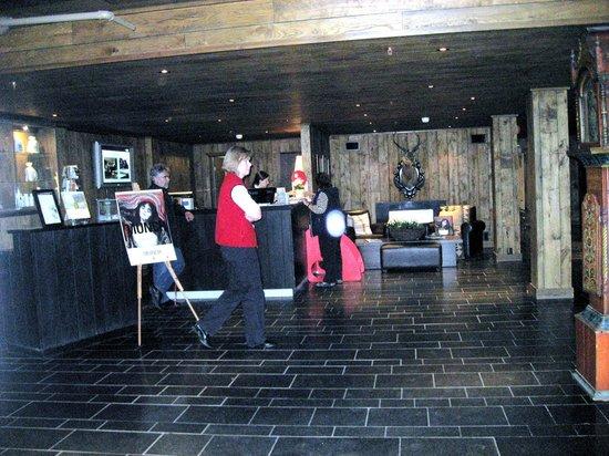 Vestlia Resort  -THE LOBBY