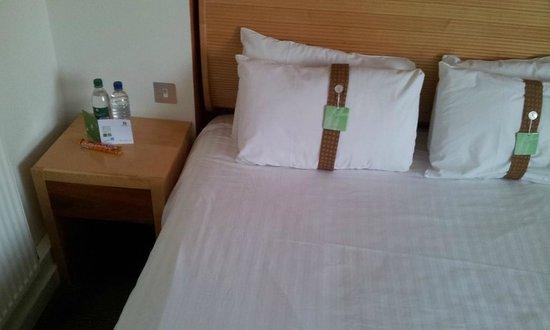 Holiday Inn Ipswich: Complimentary treats