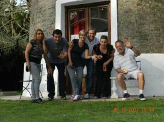 Estancia La Candelaria: En la Puerta de El Molino