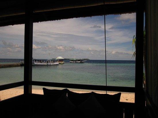 Wakatobi Dive Resort: View from my lanai