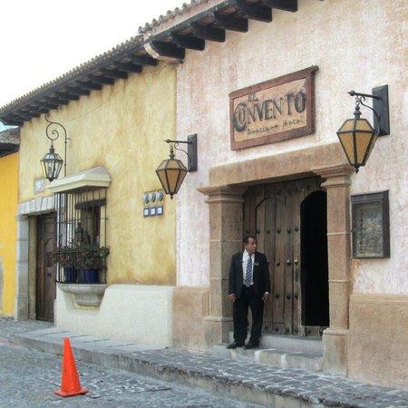 El Convento Boutique Hotel: El Convento, Antigua Guatemala
