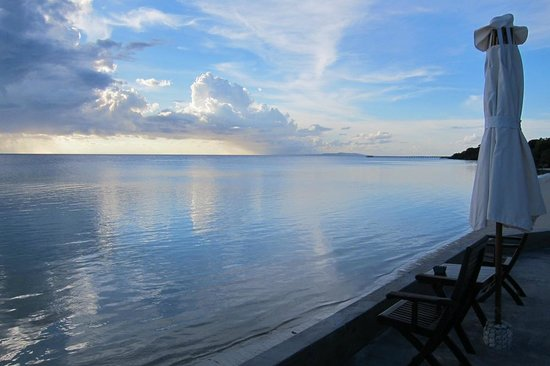 Wakatobi Dive Resort: Another gorgeous start to the day
