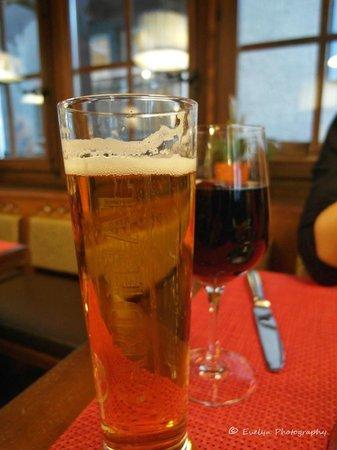 Restaurant Stadel: Beer