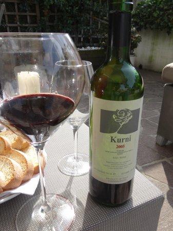 """Campiello: Ein exquisiter Wein """"Kurni"""""""