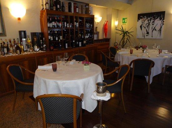 Campiello: Restaurant