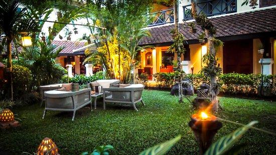 โรงแรมลาเรสิเดนส์ ฟู วาว: Grounds