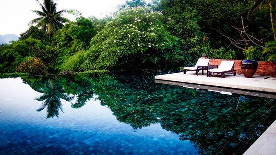 โรงแรมลาเรสิเดนส์ ฟู วาว: Pool