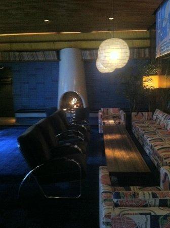 The Maritime Hotel : lobby