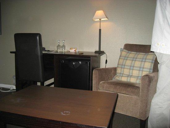 Vestlia Resort: Our room
