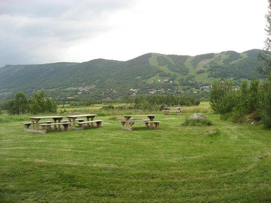 Vestlia Resort - View from room