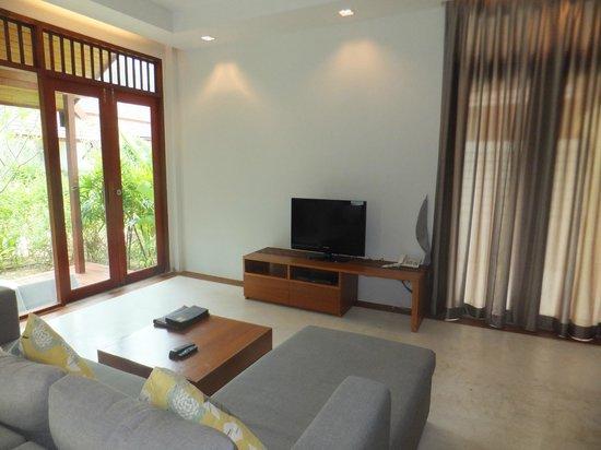 L'esprit de Naiyang Resort: Green villa