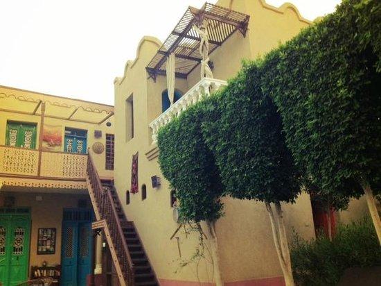 Villa Nile House : garden