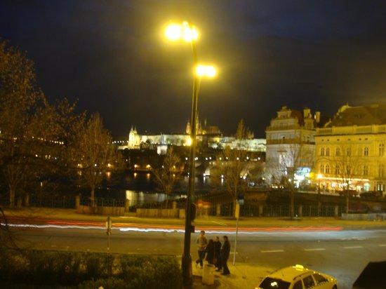 Smetana Hotel: View