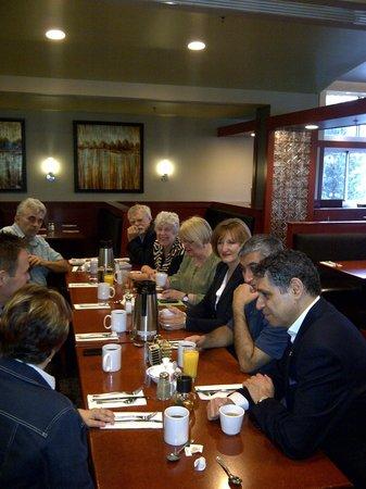 Future Inns Halifax: Past Presidents of CAPS Atlantic meeting