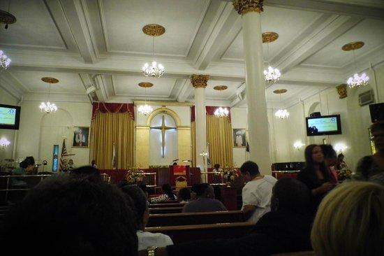 Harlem Spirituals: The church.