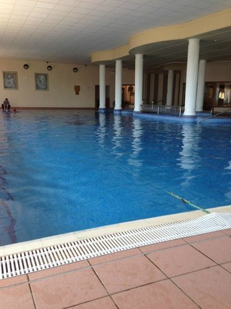 View Of Duck Pond Picture Of Arklow Bay Hotel Arklow Tripadvisor