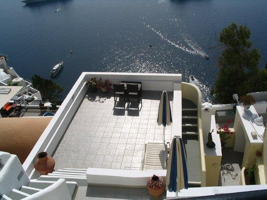 Villa Renos: Plenty of room to relax