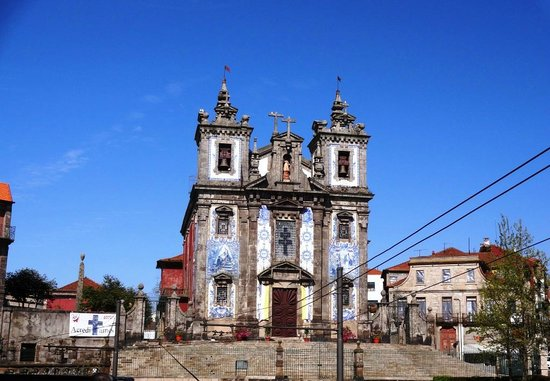 Yellow Bus Tours Oporto: Cathedrals