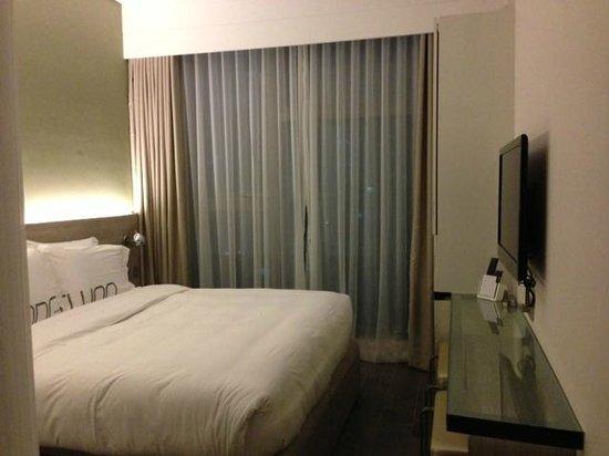 Lodgewood by L'hotel Mongkok Hong Kong: Comfy room