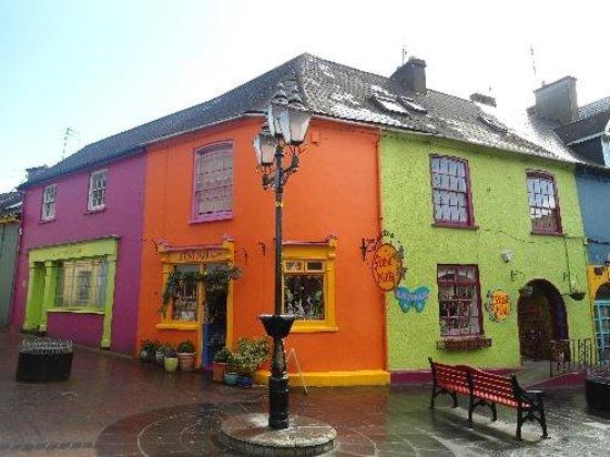 Kinsale Heritage Walks: Kinsales bunte Häuser