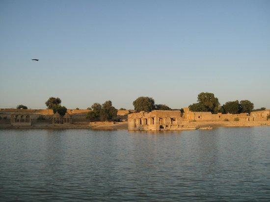 Amar Sagar Lake