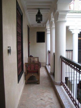 Riad Africa : Balcony