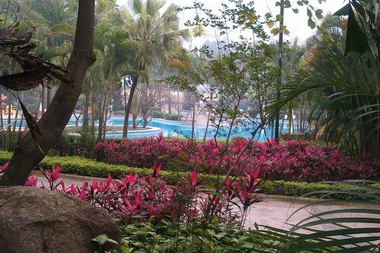 Phoenix City Hotel Guangzhou: Outdoor Pool